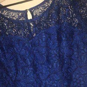 BETSEY JOHNSON - Lace Dress - Size 2